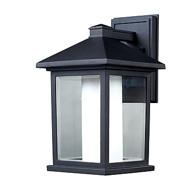 Z-Lite Mesa (523M) Outdoor Wall Light, 9
