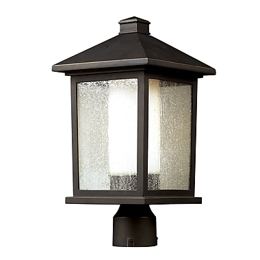 Z-Lite Mesa 524PHB, Outdoor Post Light, 9.5