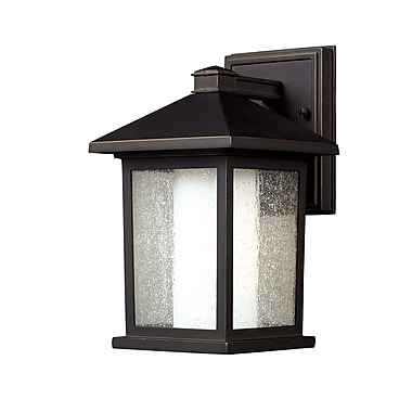 Z-Lite Mesa 524S, Outdoor Wall Light, 7.13