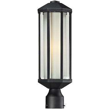 Z-Lite Cylex (525PH-BK) Outdoor Post Light, 6