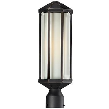 Z-Lite Cylex (526PH-ORB) Outdoor Post Light, 6