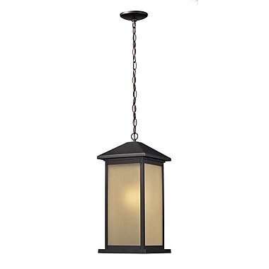 Z-Lite Vienna (548CHB-ORB) Outdoor Chain Light, 9