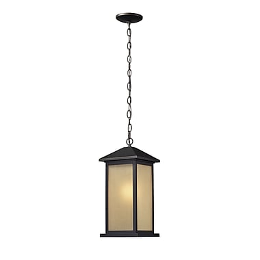 Z-Lite Vienna (548CHM-ORB) Outdoor Chain Light, 8