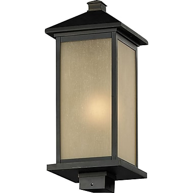 Z-Lite Vienna (548PHM-ORB) Outdoor Post Light, 8