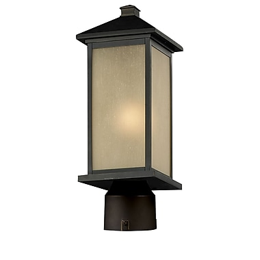 Z-Lite Vienna (548PHM-ORB-R) Outdoor Post Light, 8