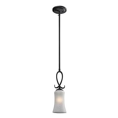 Z-Lite Arshe (603MP) 1 Light Mini Pendant, 5.5