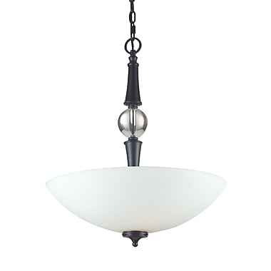 Z-Lite Harmony (604P) 3 Light Pendant, 19.63