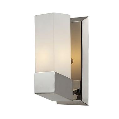 Z-Lite Zen (607-1S) 1 Light Wall Sconce, 4.5