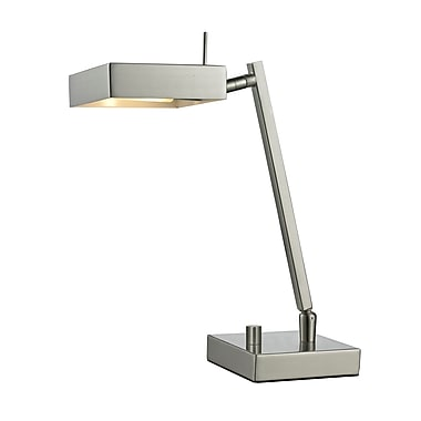 Z-Lite Ofuse (TL200-BN) 1 Light Table Lamp, 7.63