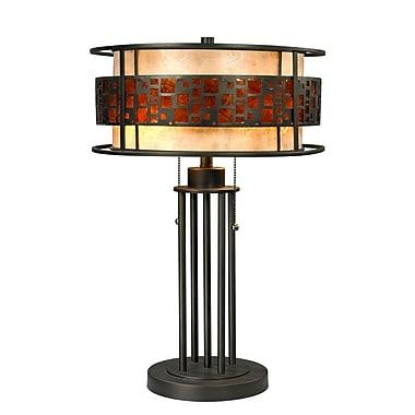 Z-Lite Milan Z14-50TL, 2 Light Table Lamp, 14