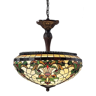 Z-Lite Templeton (Z18-34P) 3 Light Pendant, 18
