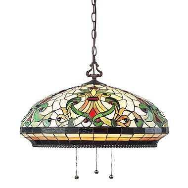 Z-Lite Templeton (Z22-34-03B) 3 Light Pendant, 22