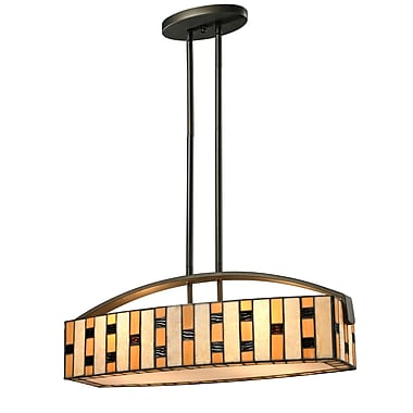 Z-Lite Raya (Z24-51IS) 4 Light Island/Billiard Light, 25