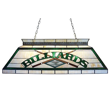 Z-Lite Tiffany Billiard Light (Z42-25-04) 4 Lights, 43