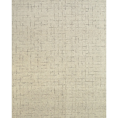 Feizy® Morisco Oatmeal Wool Pile Area Rugs