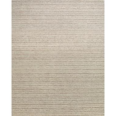 Feizy® Morisco Wool Pile Area Rug, Sand, 8' x 11'