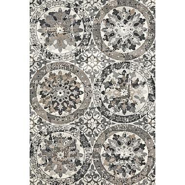 Feizy® Sorel Polyproplylene Fiber Pile Area Rug, Stone, 10' x 13' 2