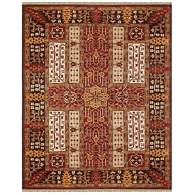 Feizy® Pietra Wool Pile Area Rug, Multi, 8' 6