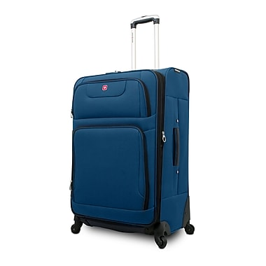 SwissGear® 28in. Spinner Upright Luggage Suitcases