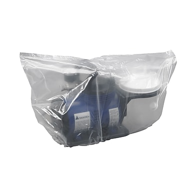 Mason Medical Clear Plastic Transport Storage Covers, Suction Pump Cover