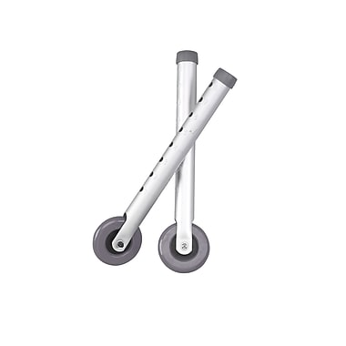 Drive Medical Universal Walker Wheels, 3