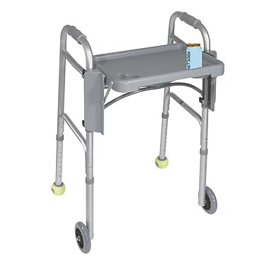 Drive Medical Folding Walker Tray