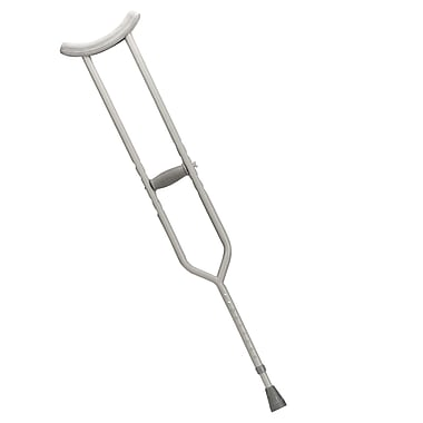 Drive Medical Bariatric Heavy Duty Walking Crutches, Adult