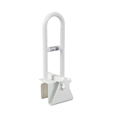Drive Medical Bathtub Grab Bar and Safety Rail, Parallel with Bathtub
