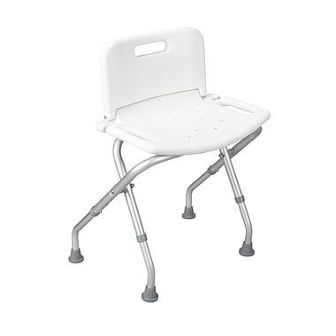 Drive Medical Folding Bath Bench, With Backrest