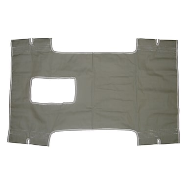 Drive Medical Patient Lift Sling, Canvas, Commode Cutout