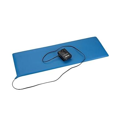 Drive Medical –– Alarme de lit ou de chaise sensible à la pression avec fonction de réinitialisation, tapis de lit de 11 x 30 po