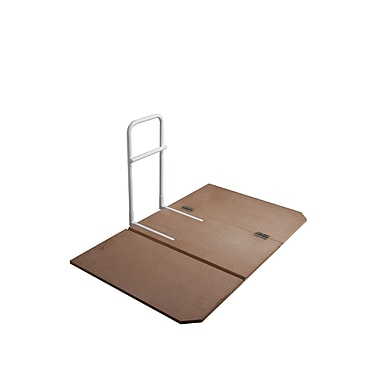 Drive Medical Home Bed Assist Rail, With Bed Board