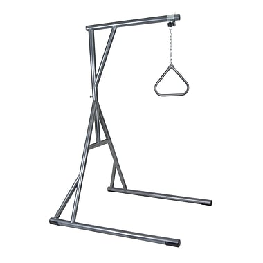 Drive Medical Bariatric Heavy Duty Silver Vein Trapeze Bar