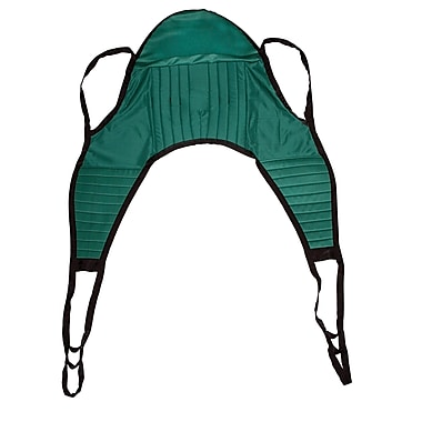 Drive Medical Padded U Sling, With Head Support, Medium