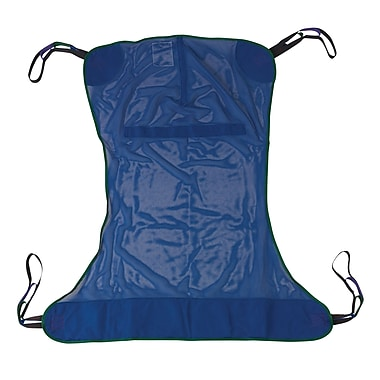 Drive Medical Full Body Patient Lift Sling, No Cutout, Large, Mesh