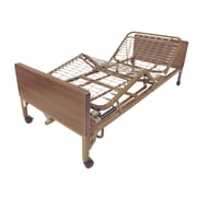 Drive Medical Full Electric Bed, Half Rails, Therapeutic Bed