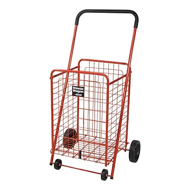 Drive Medical - Chariot tout usage Winnie Wagon, rouge