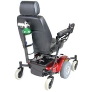 Drive Medical Power Mobility Oxygen Cylinder Tank Carrier