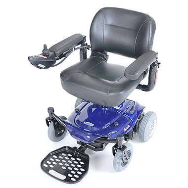 Drive Medical Cobalt Travel Power Wheelchair, Blue