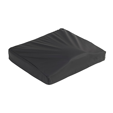 Mason Medical Titanium Gel/Foam Wheelchair Cushion, 18
