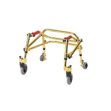Wenzelite Nimbo Rehab Lightweight Posterior Posture Walker, Golden Yellow, Tyke