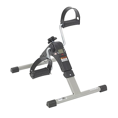 Drive Medical Folding Exercise Pedaller with Electronic Display