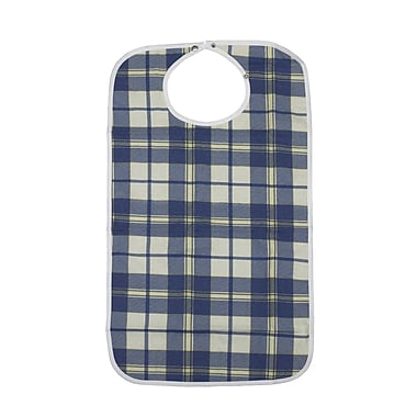 Lifestyle Essentials Lifestyle Flannel Bib, Medium