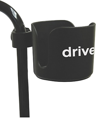 Drive Medical Universal Cup Holder, Non-Retail Packaging 1036333
