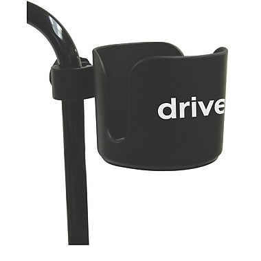 Drive Medical Universal Cup Holder, Non-Retail Packaging