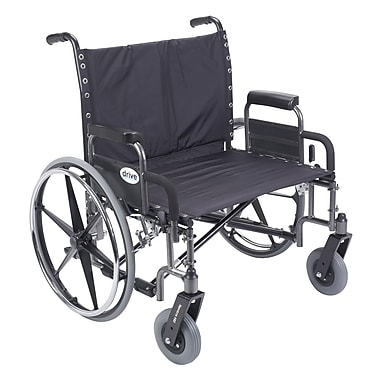 Drive Medical Sentra Extra Wide Heavy Duty Wheelchair