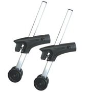 Drive Medical Anti Tippers with Wheels for Cougar Wheelchairs