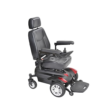 Drive Medical Titan Front Wheel Power Wheelchair, 18