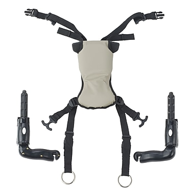 Wenzelite Hip Positioner and Pad for Trekker, Small