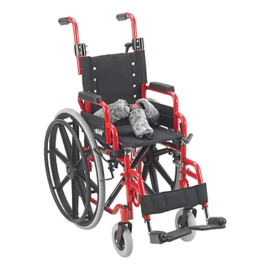 Wenzelite Wallaby Pediatric Folding Wheelchair